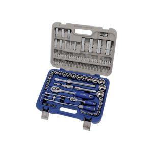 Maletin de herramientas carracas y vasos 101 piezas Irimo