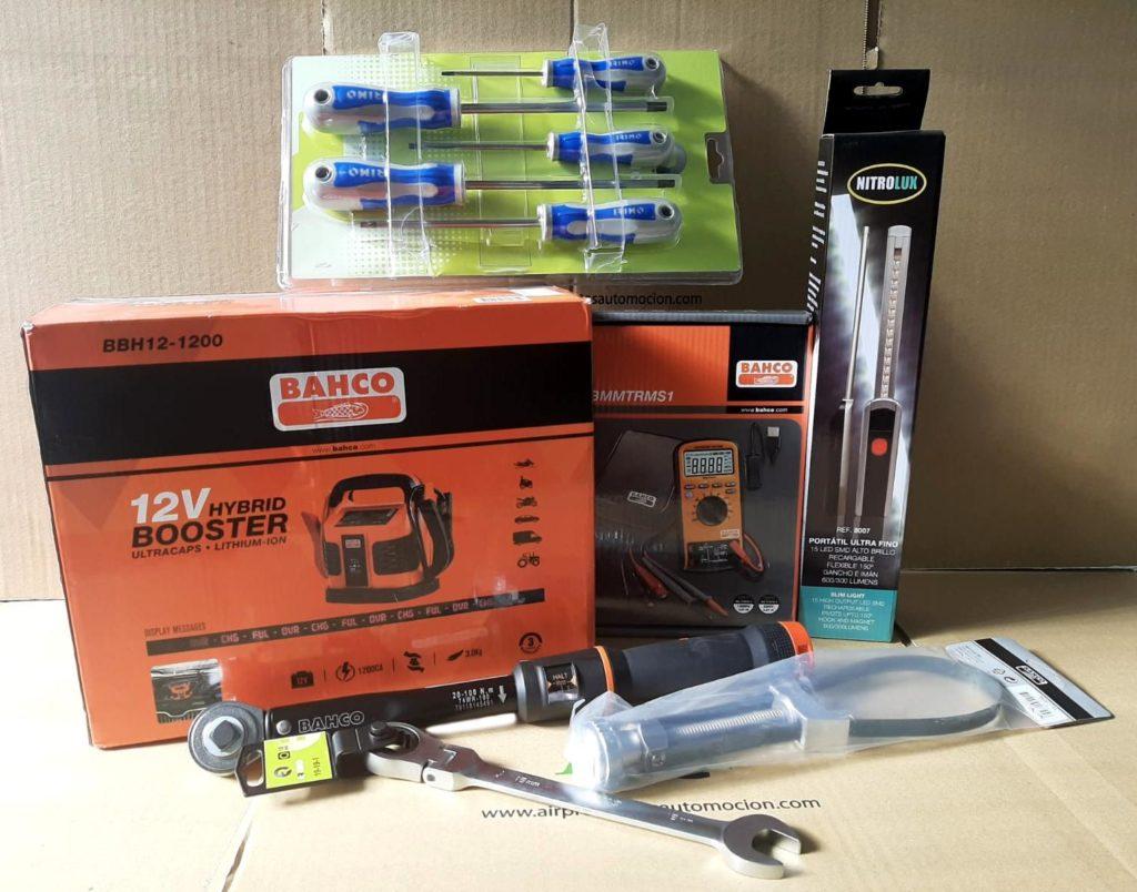 herramientas fundamentales en el taller mecanico