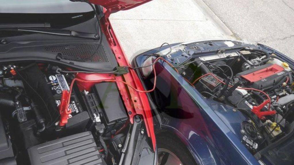 como arrancar el coche